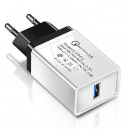 ŁADOWARKA SIECIOWA USB 3.1A...